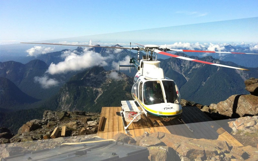 Helicopter Tours Langley Bc